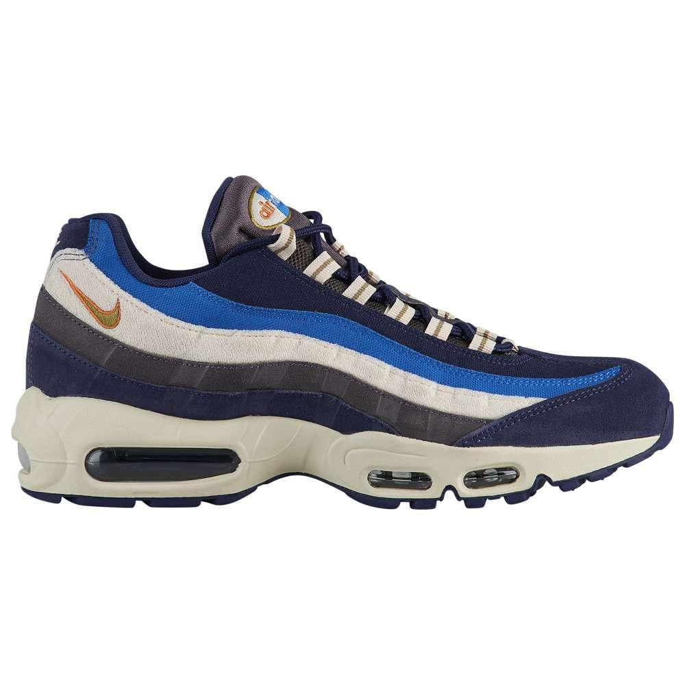 ナイキ Nike メンズ ランニング・ウォーキング シューズ・靴【Air Max 95】Blackened Blue/Camper Green/Monarch