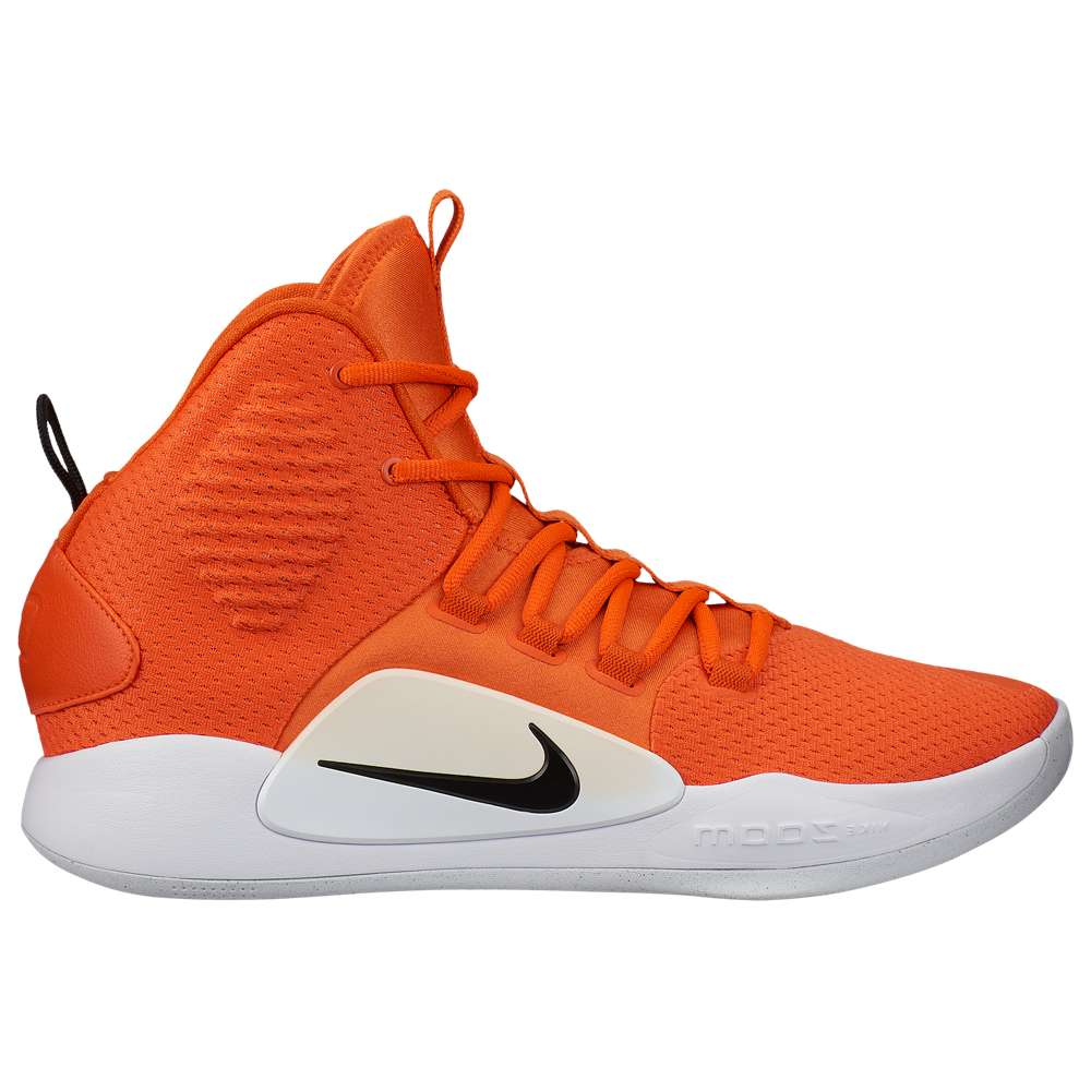 ナイキ Nike メンズ バスケットボール シューズ・靴【Hyperdunk X Mid】Brilliant Orange/Black/White