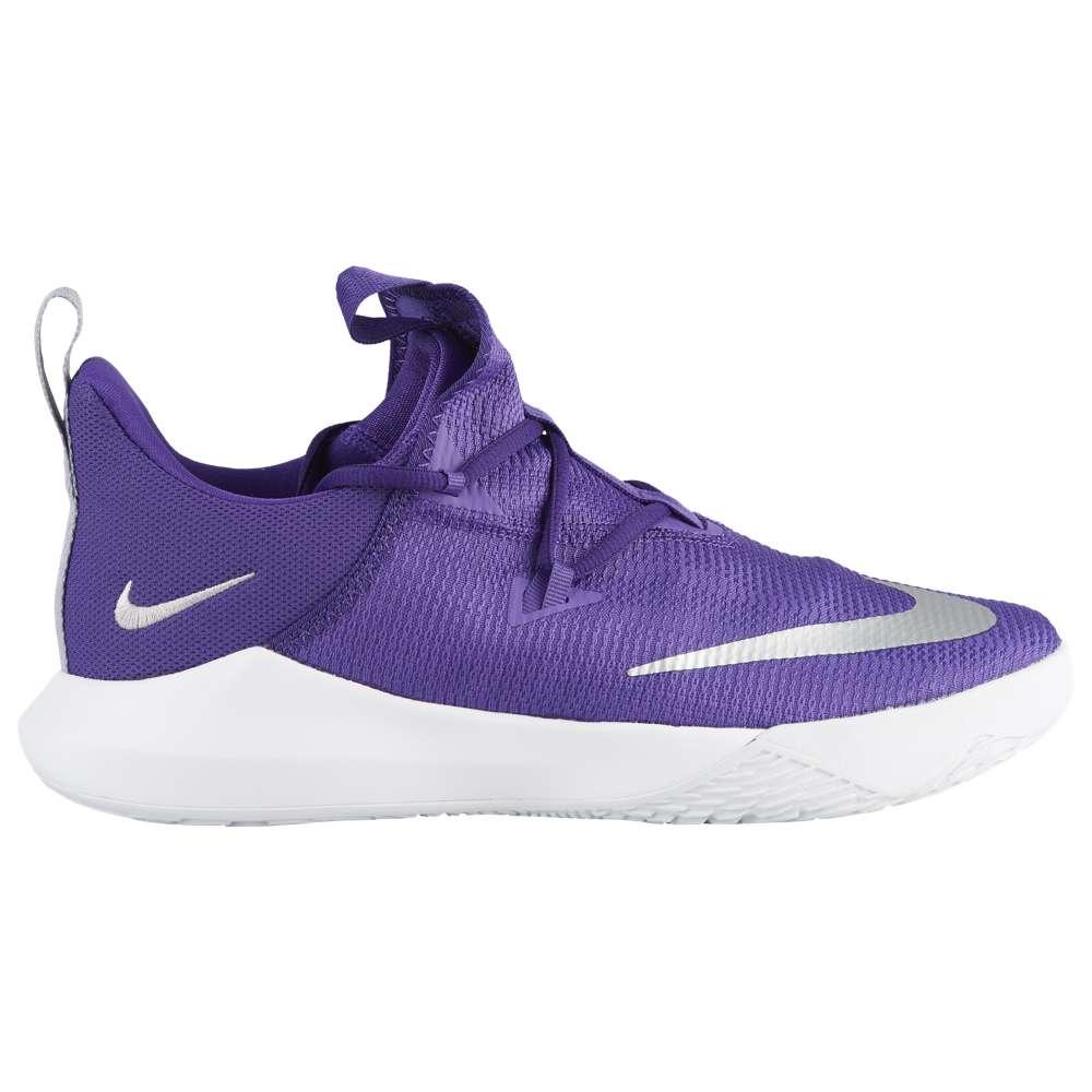 ナイキ Nike メンズ バスケットボール シューズ・靴【Zoom Shift 2】Field Purple/Metallic Silver/White