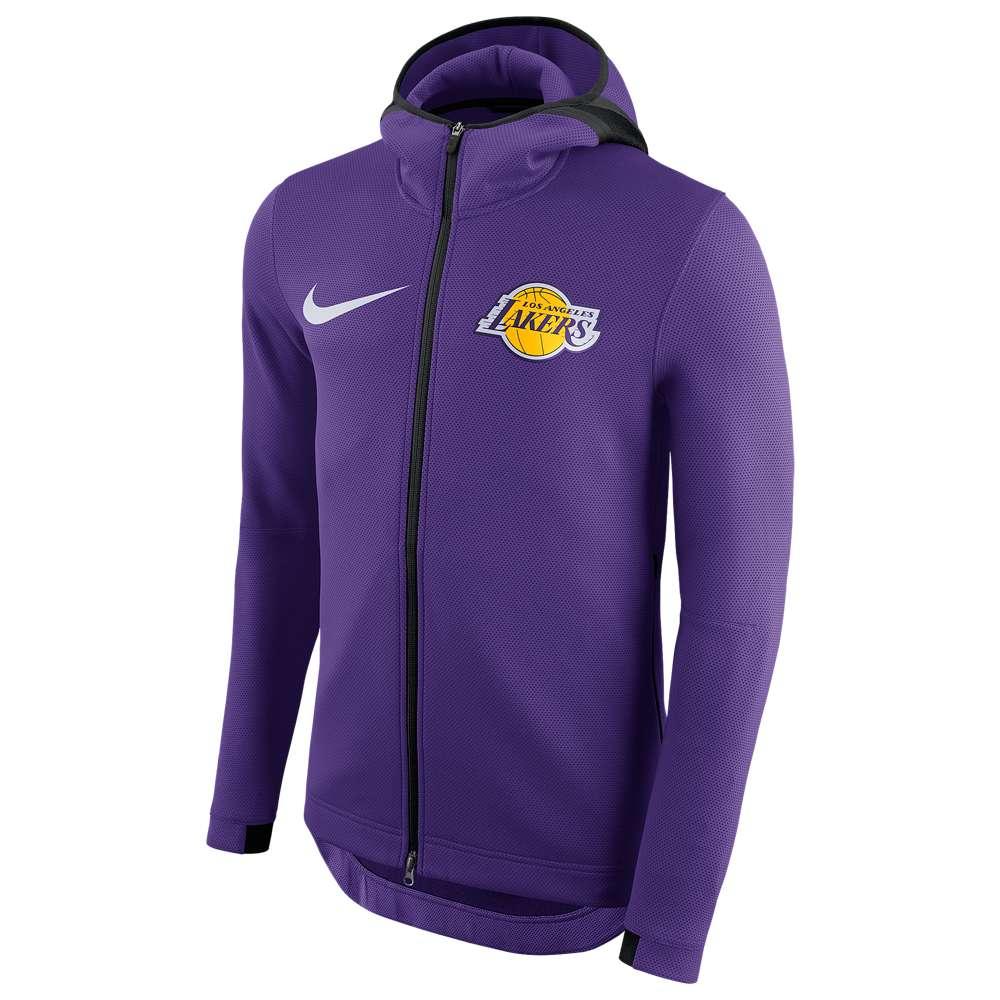 ナイキ Nike メンズ トップス パーカー【NBA Player Showtime Therma Full-Zip Hoodie】Field Purple