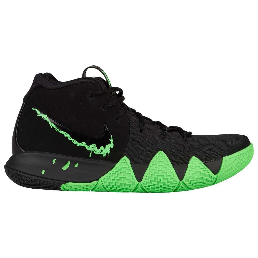 ナイキ Nike メンズ バスケットボール シューズ・靴【Kyrie 4】Black/Rage Green