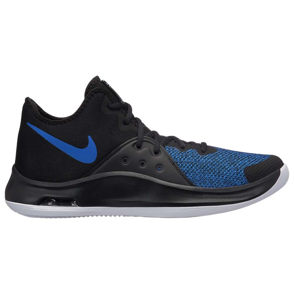 【新作入荷!!】 ナイキ Nike メンズ バスケットボール シューズ メンズ・靴【Air Versitile 3】Black/Game 3 Nike】Black/Game Royal/White, 越谷市:ce381ac9 --- canoncity.azurewebsites.net