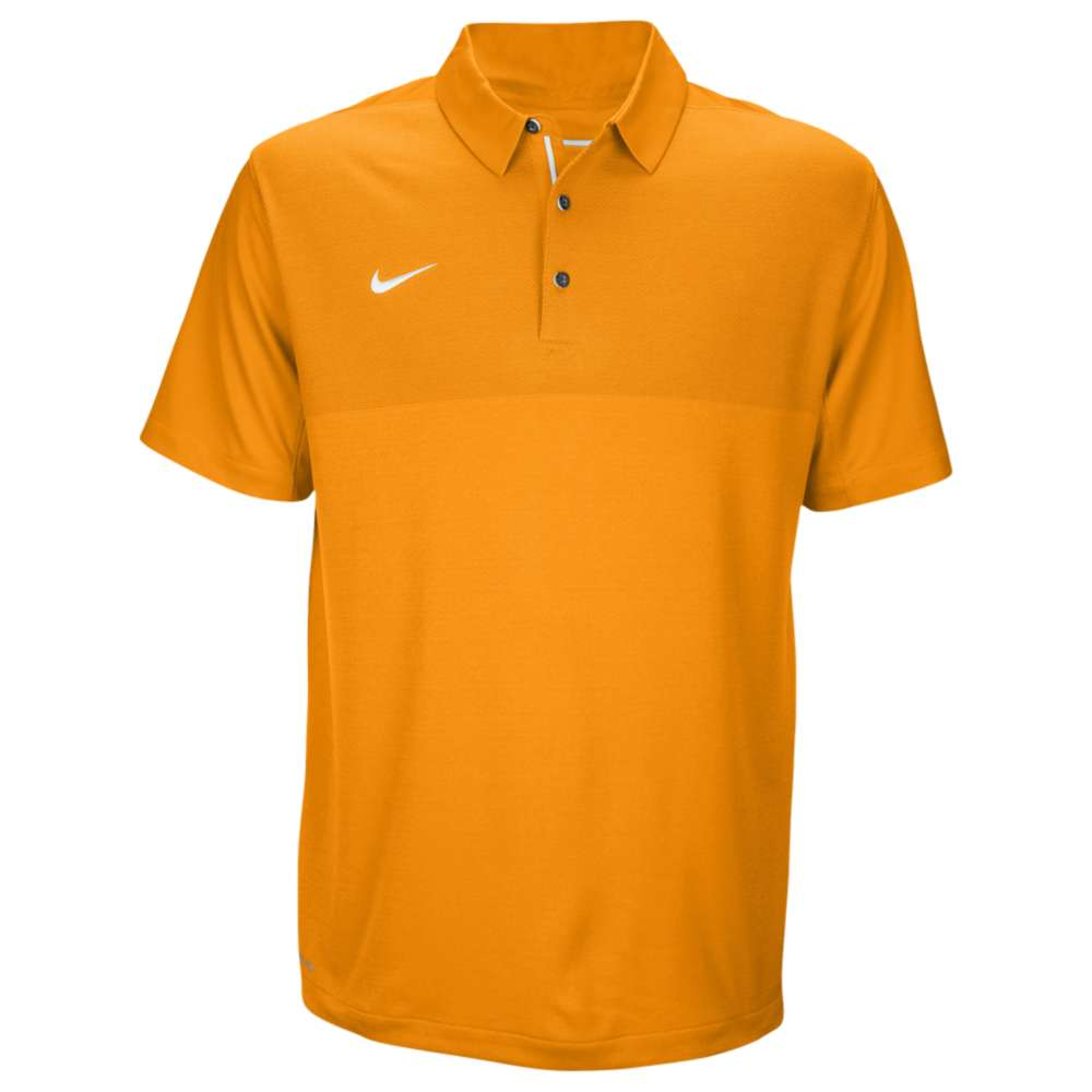ナイキ Nike メンズ トップス ポロシャツ【Team Sideline Dry Elite Polo】Bright Ceramic/White