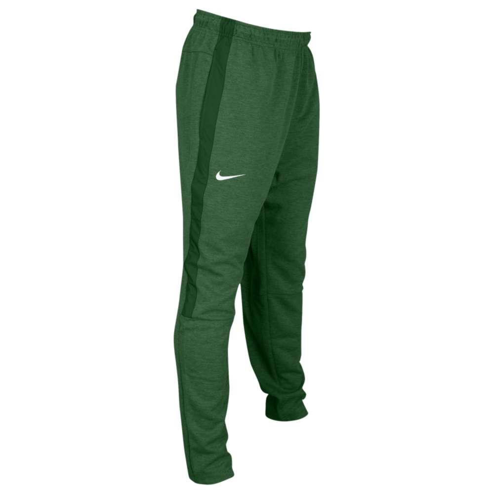 ナイキ Nike メンズ ボトムス・パンツ スウェット・ジャージ【Team Sideline Travel Pants】Gorge Green/White