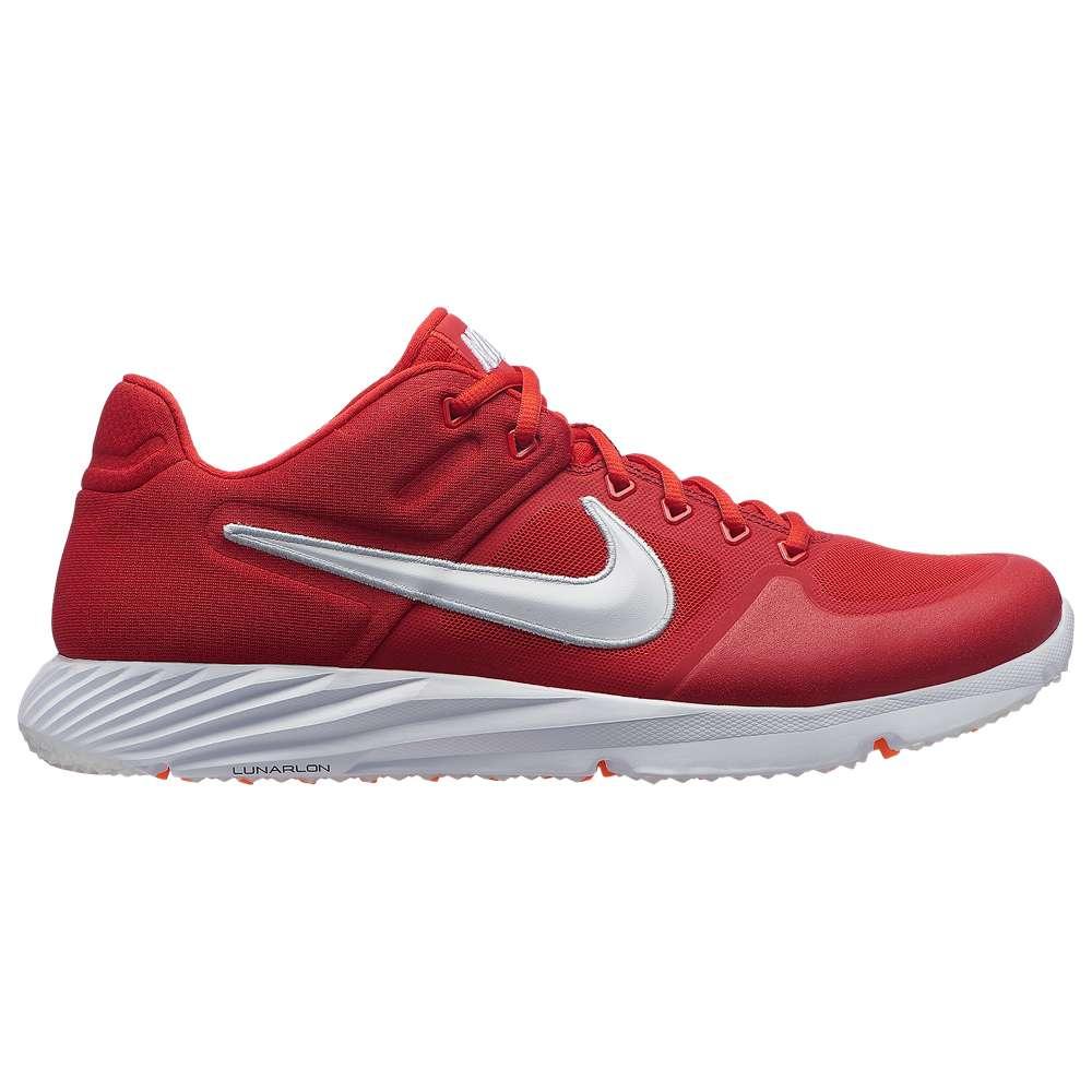 ナイキ Nike メンズ 野球 シューズ・靴【Alpha Huarache Elite 2 Turf】University Red/White/Gym Red