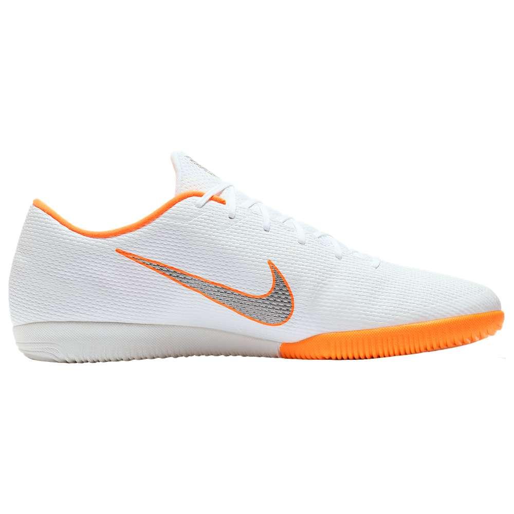 ナイキ Nike メンズ サッカー シューズ・靴【Mercurial VaporX 12 Academy IC】White/Chrome/Total Orange