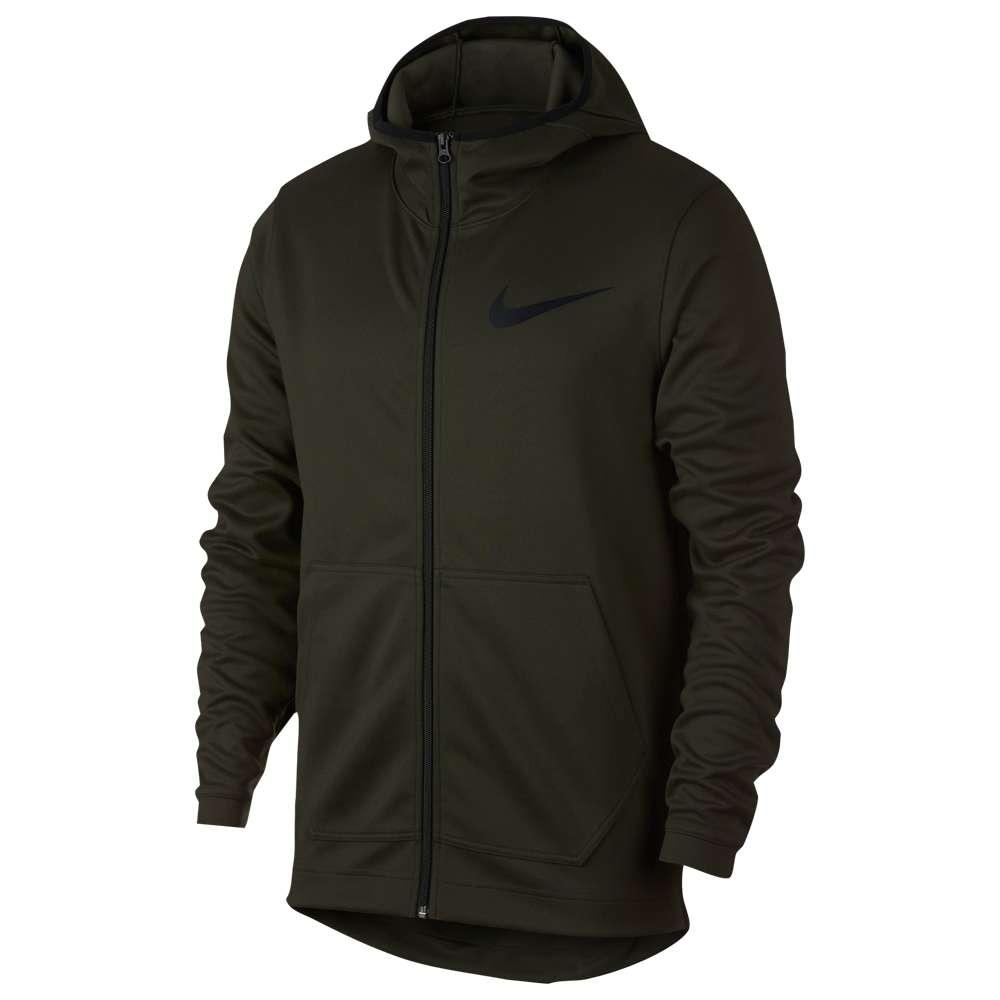 ナイキ Nike メンズ バスケットボール トップス【Spotlight F/Z Hoodie】Sequoia/Black
