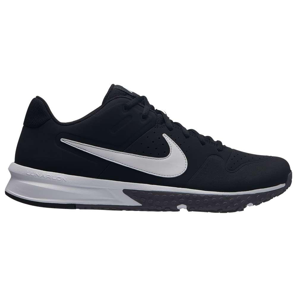 ナイキ Nike メンズ 野球 シューズ・靴【Alpha Huarache Varsity Turf】Black/White/Thunder Grey