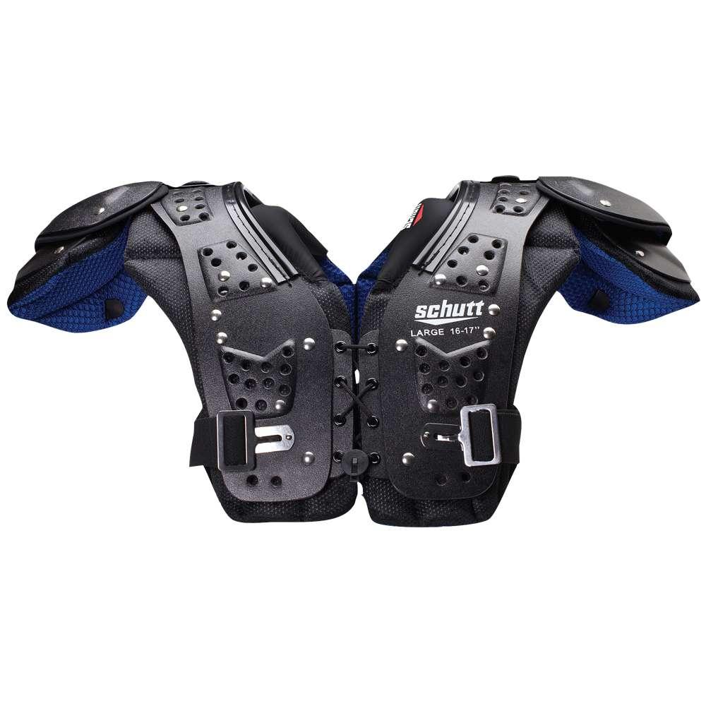 シュット Schutt メンズ アメリカンフットボール プロテクター【Mid Flex 4.0 Shoulder Pads】