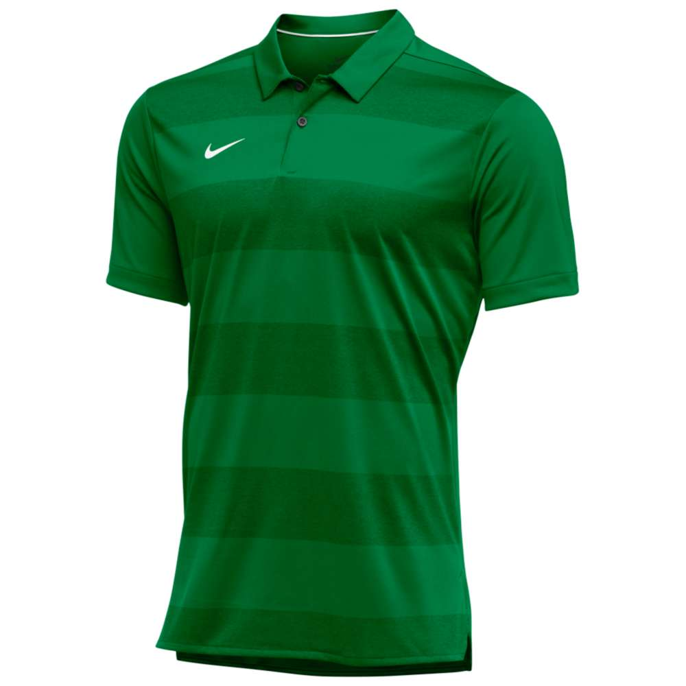 ナイキ Nike メンズ トップス ポロシャツ【Team Authentic Dry Early Season Polo】Apple Green/White