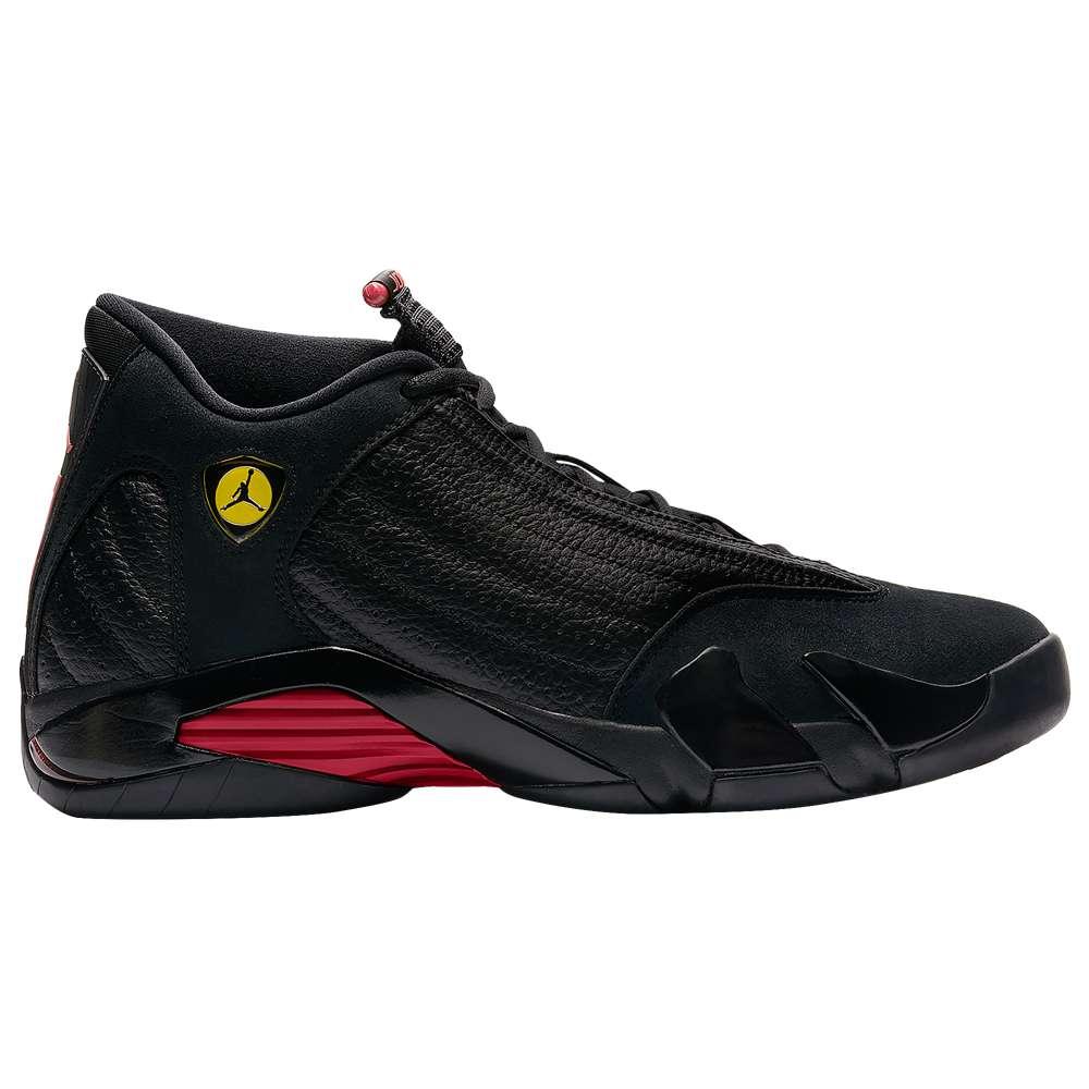ナイキ ジョーダン Jordan メンズ バスケットボール シューズ・靴【Retro 14】Black/Varsity Red/Black