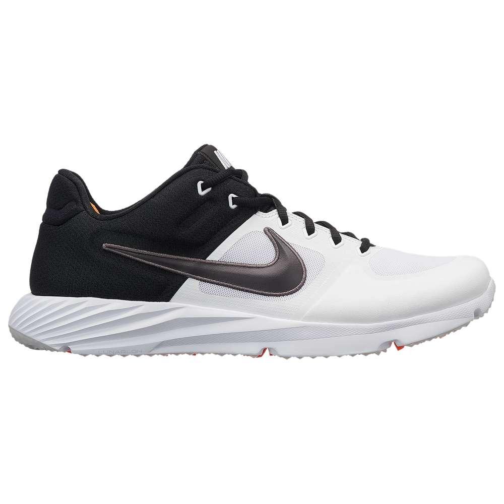 ナイキ Nike メンズ 野球 シューズ・靴【Alpha Huarache Elite 2 Turf】White/Thunder Grey/Black