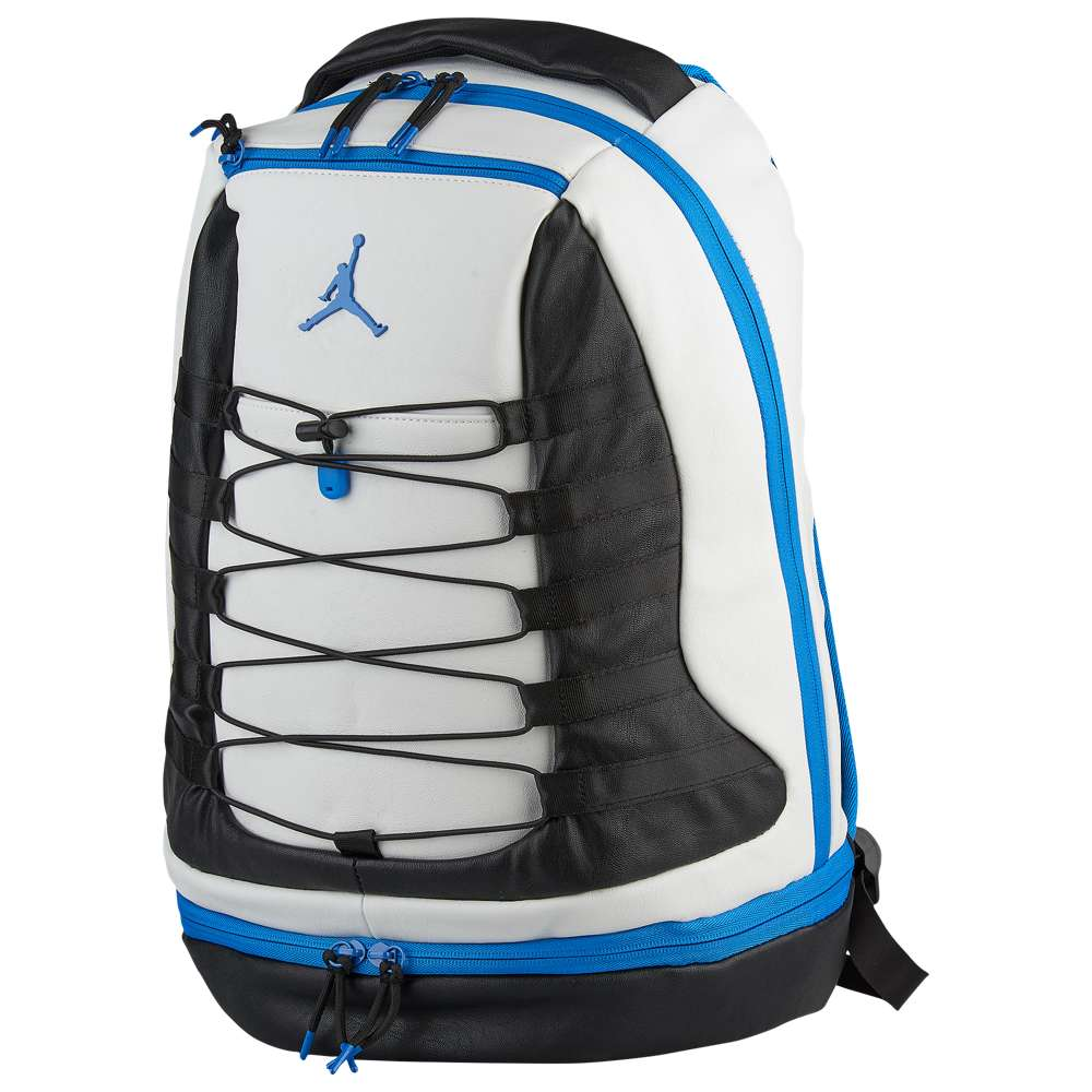 ナイキ ジョーダン Jordan ユニセックス バッグ バックパック・リュック【Retro 10 Backpack】White/Blue