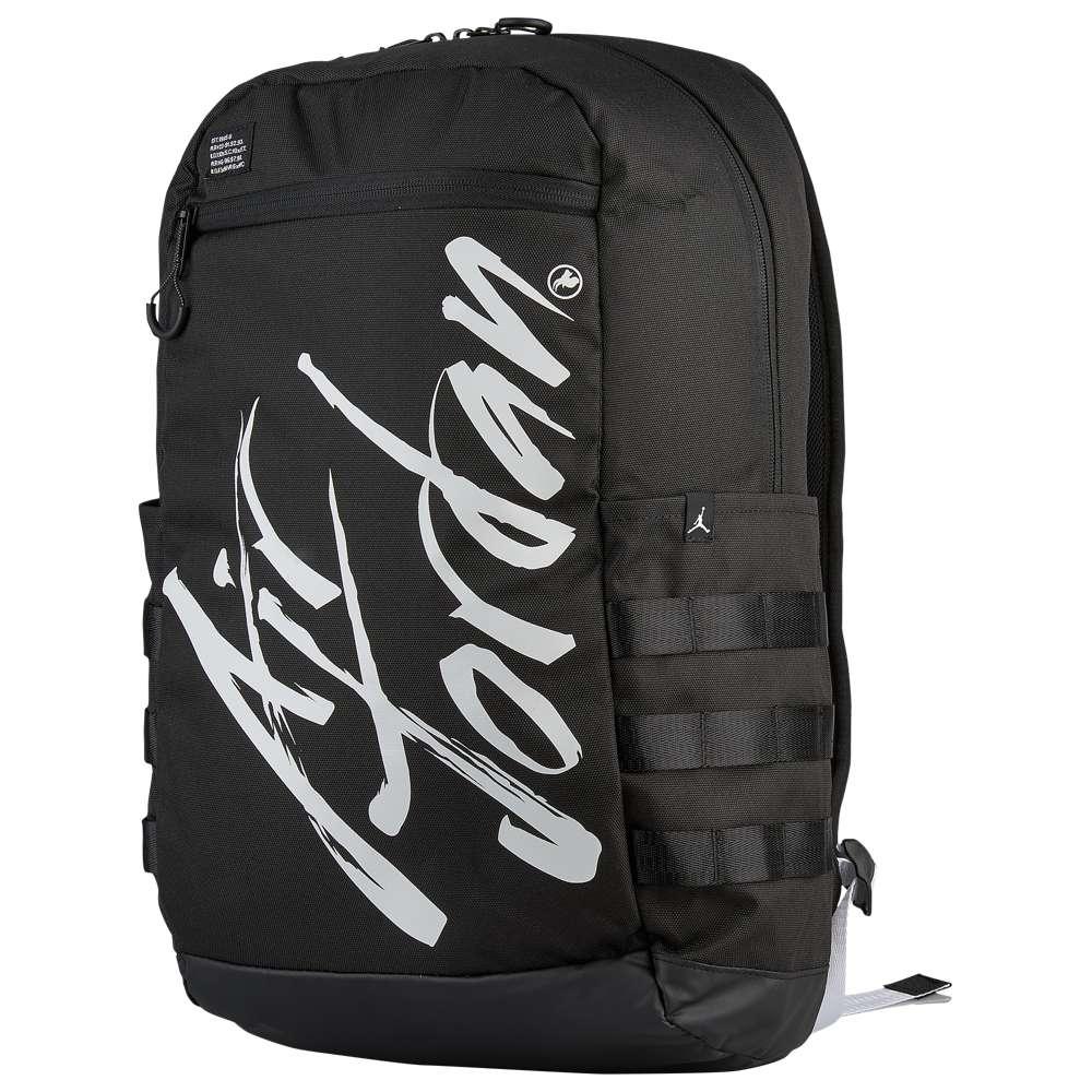 ナイキ ジョーダン Jordan ユニセックス バッグ バックパック・リュック【Air Script Backpack】Black/White, ブランドシティ BrandCity:d4e9e89f --- asc.ai