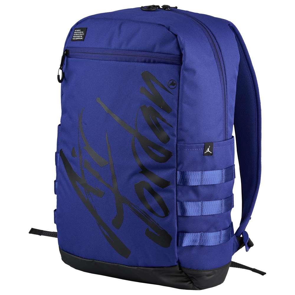 ナイキ ジョーダン Jordan ユニセックス バッグ バックパック・リュック【Air Script Backpack】Germain Blue/Black