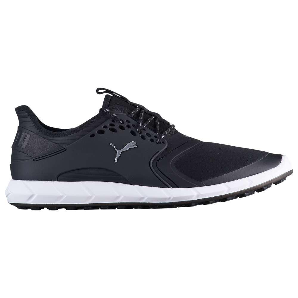 プーマ PUMA メンズ ゴルフ シューズ・靴【Ignite Powersport Golf Shoes】Black/Silver
