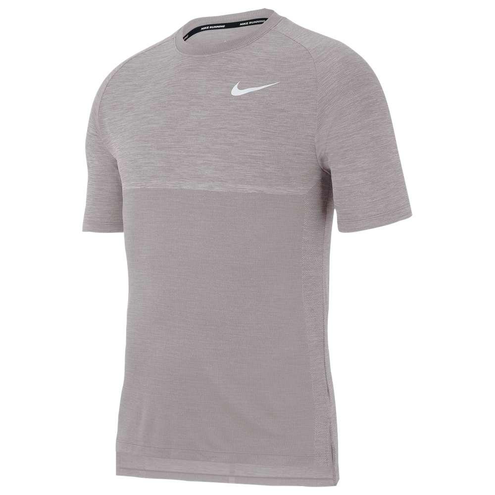 ナイキ Nike メンズ ランニング・ウォーキング トップス【Dry Medalist Short Sleeve T-Shirt】Atmosphere Grey/Black