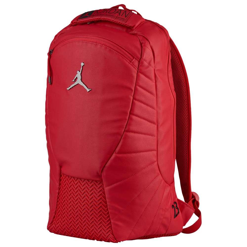 ナイキ ジョーダン Jordan ユニセックス バッグ バックパック・リュック【Retro 12 Backpack】Gym Red/Black/Shiny Gunmetal, メガネ、レンズ交換のアイベリー:d97cb98c --- asc.ai