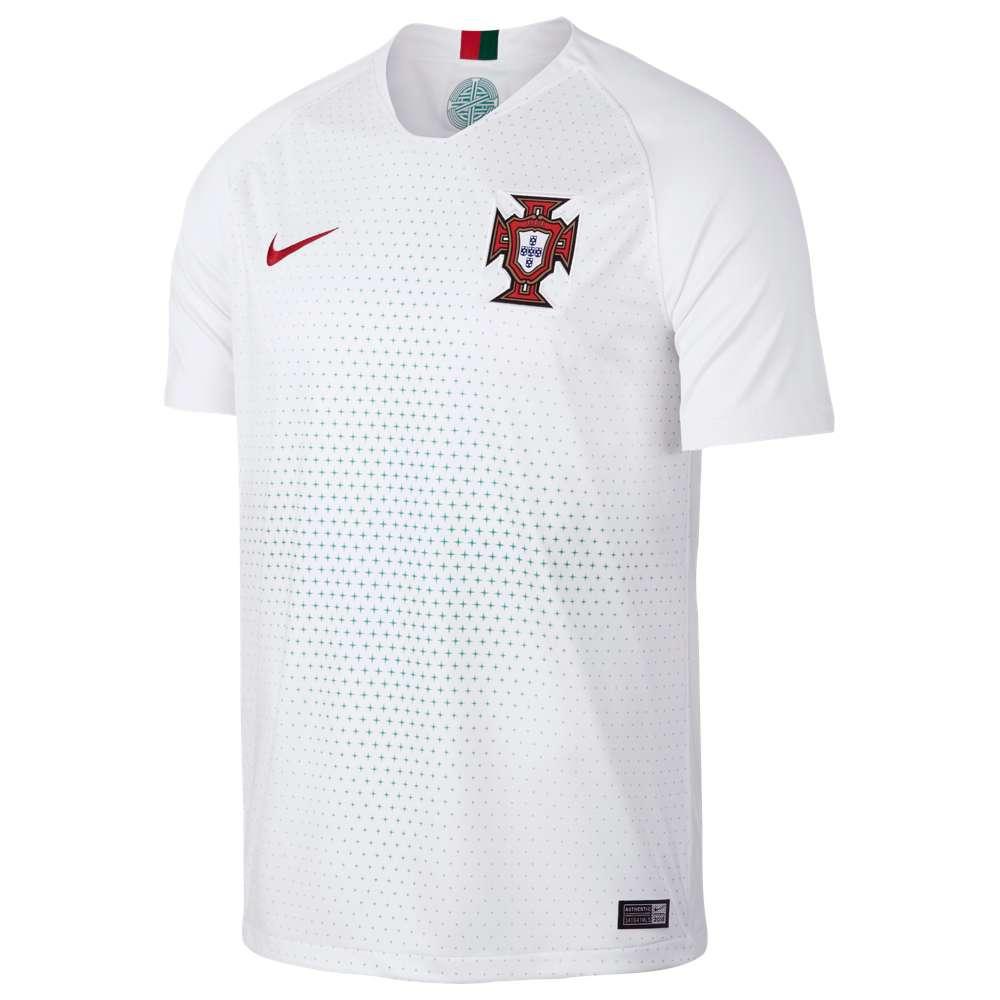 ナイキ Nike メンズ サッカー トップス【Portugal Breathe Stadium Jersey】White/Gym Red