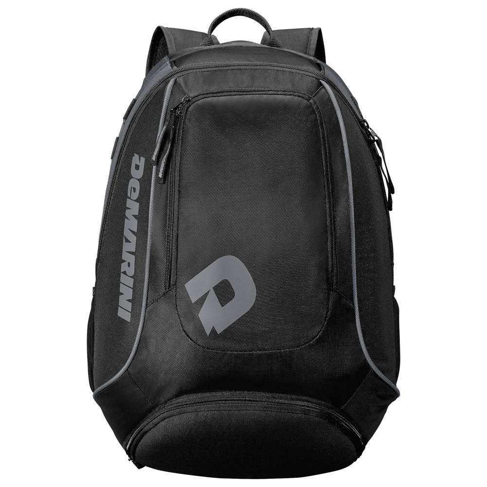 ディマリニ DeMarini ユニセックス 野球【Sabotage Backpack】Black