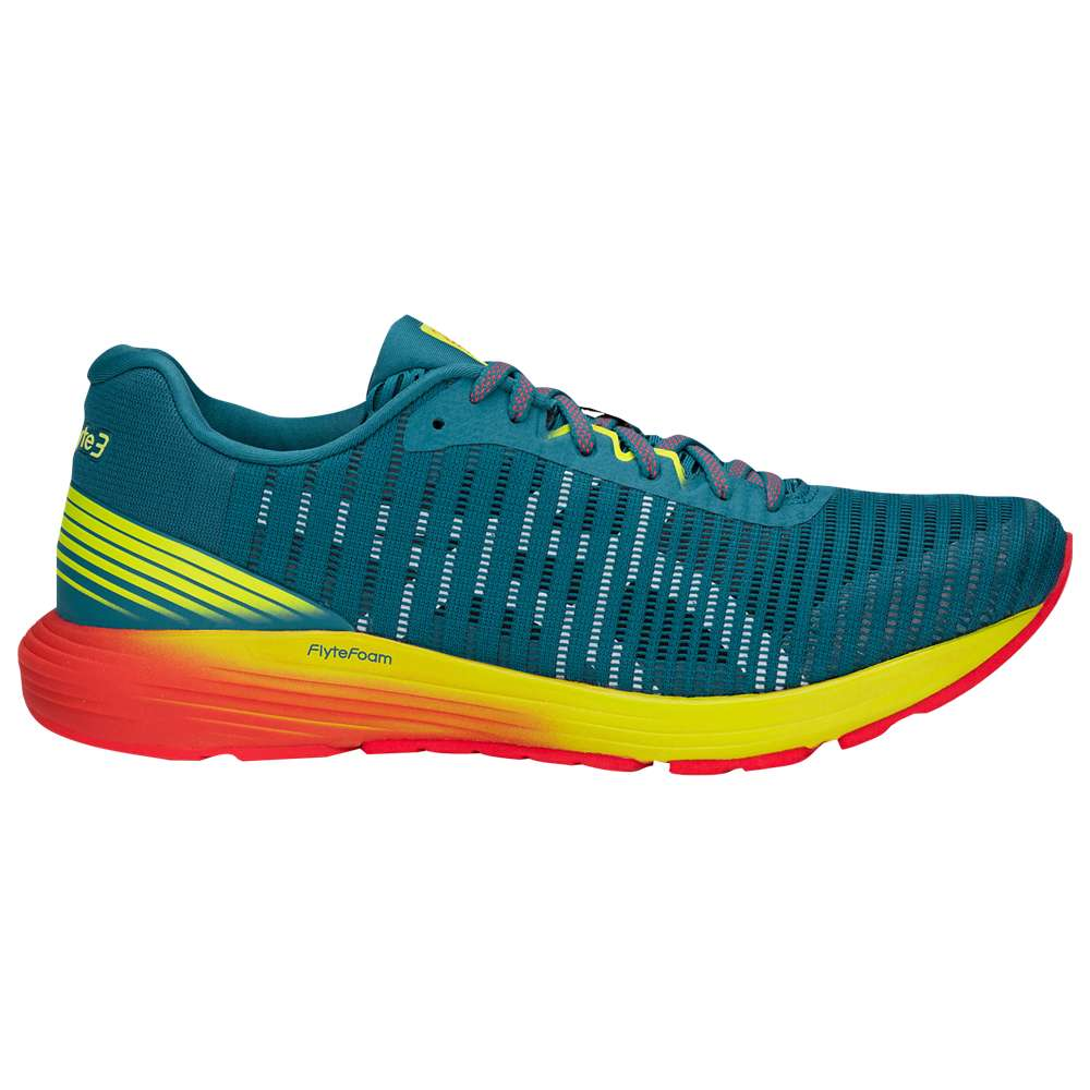アシックス ASICS メンズ ランニング・ウォーキング シューズ・靴【Dynaflyte 3】Deep Aqua/White