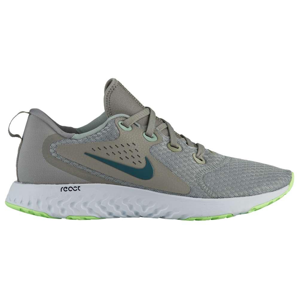 ナイキ Nike メンズ ランニング・ウォーキング シューズ・靴【Legend React】Mica Green/Faded Spruce/Dark Stucco/Lime Blast