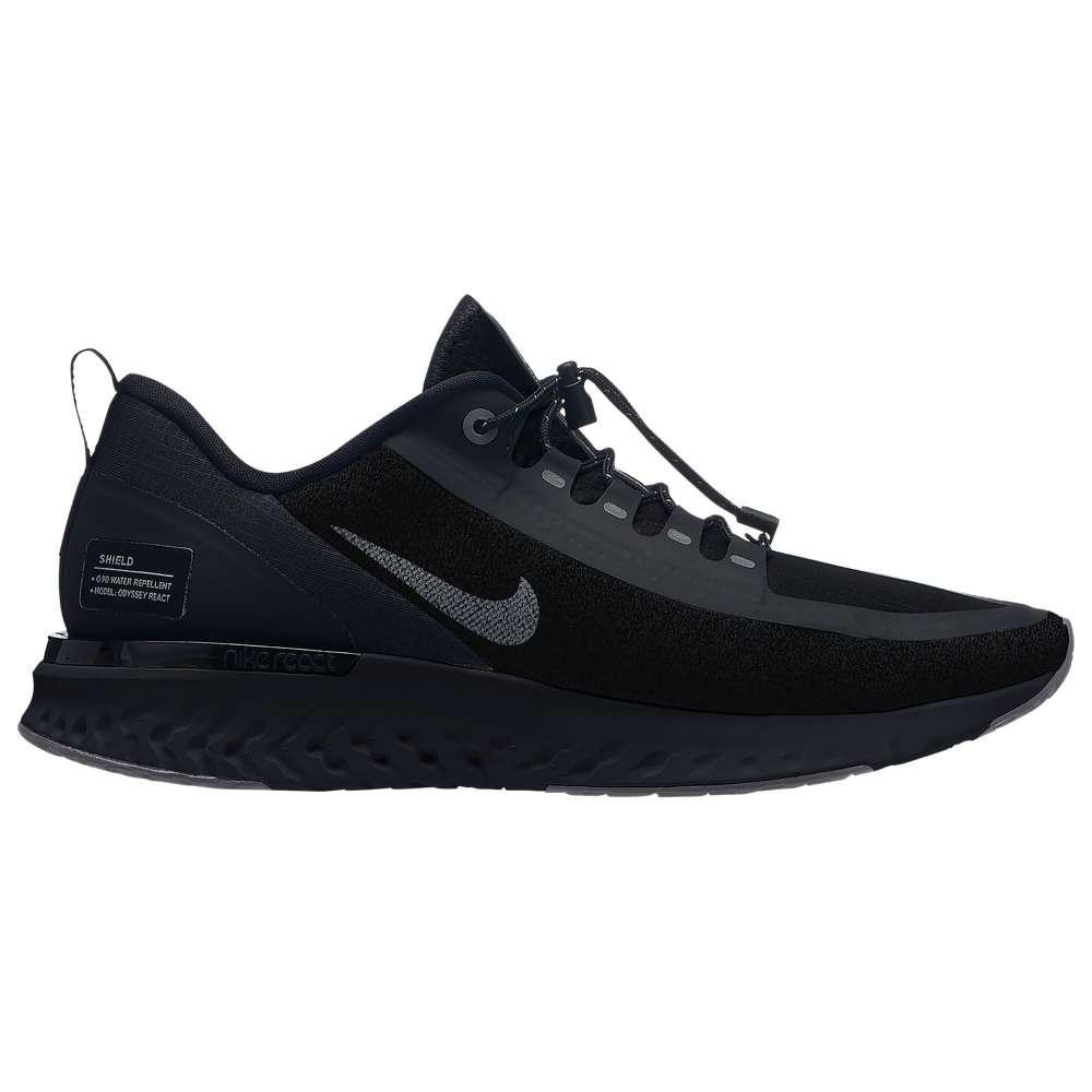 ナイキ Nike メンズ ランニング・ウォーキング シューズ・靴【Odyssey React Shield】Black/Anthracite/Anthracite/Dark Grey