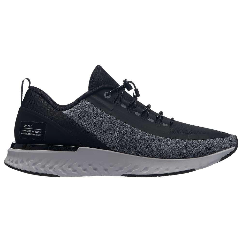 【送料込】 ナイキ Nike メンズ ランニング・ウォーキング メンズ シューズ・靴【Odyssey React React Grey/Vast Shield】Black/Metallic Silver/Cool Grey/Vast Grey, 倉敷市:748f39dc --- smotri-delay.com