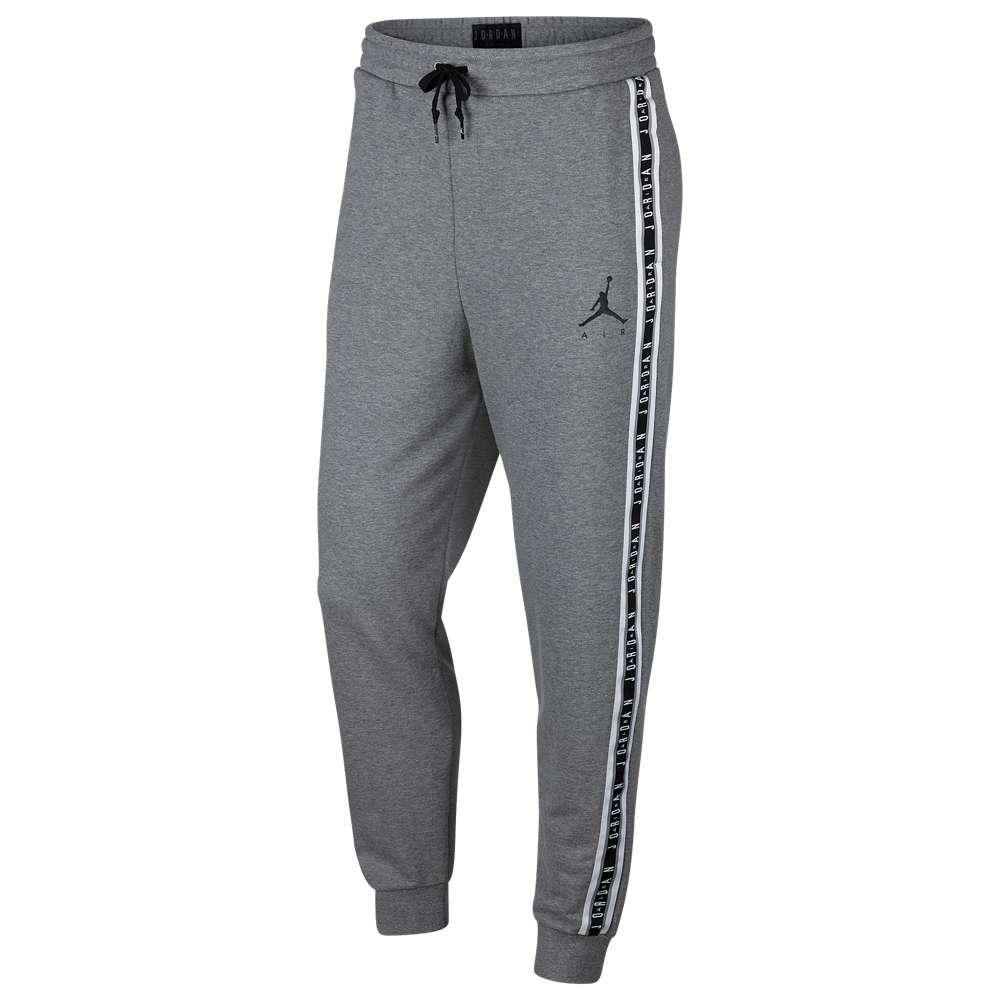 ナイキ ジョーダン Jordan メンズ バスケットボール ボトムス・パンツ【Jumpman Air HBR Pants】Carbon Heather/Black