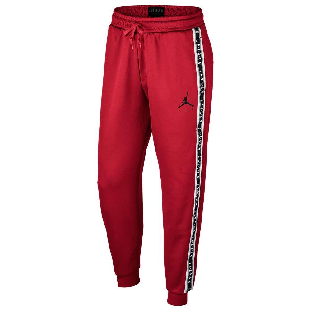 ナイキ ジョーダン Jordan メンズ バスケットボール ボトムス・パンツ【JSW Jumpman Tricot Pants】Gym Red/Black