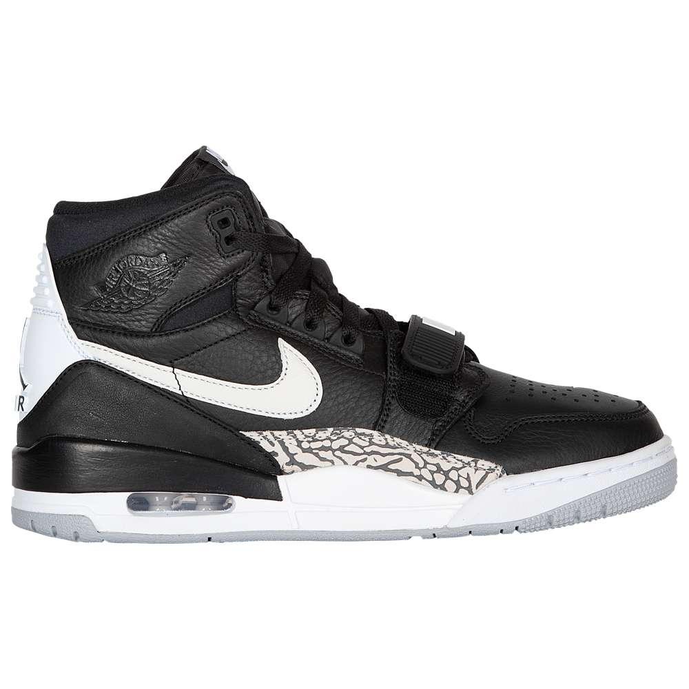 ナイキ ジョーダン Jordan メンズ バスケットボール シューズ・靴【Legacy 312】Black/White