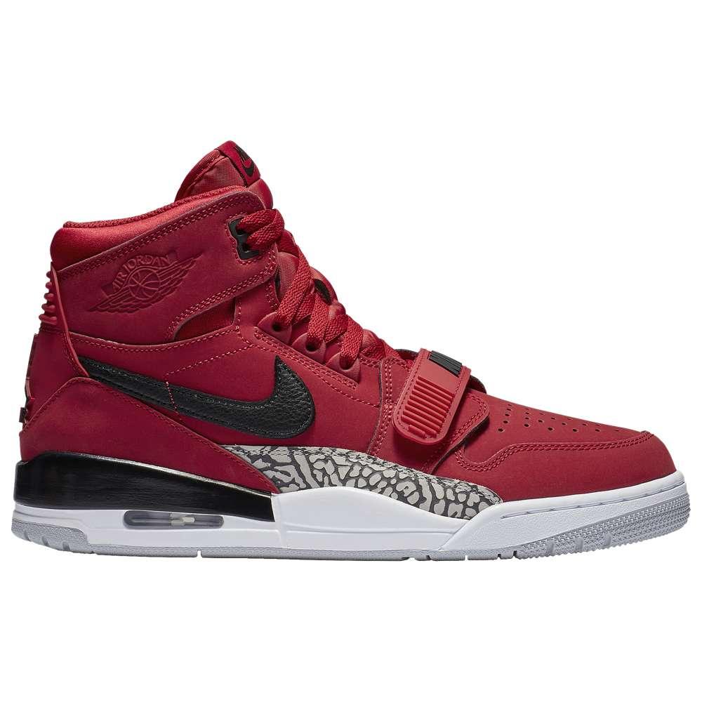 ナイキ ジョーダン Jordan メンズ バスケットボール シューズ・靴【Legacy 312】Varsity Red/Black/White