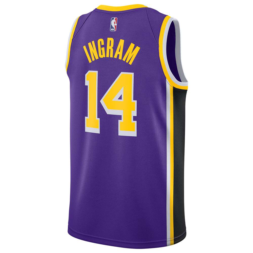 ナイキ Nike メンズ トップス【NBA Swingman Jersey】Field Purple