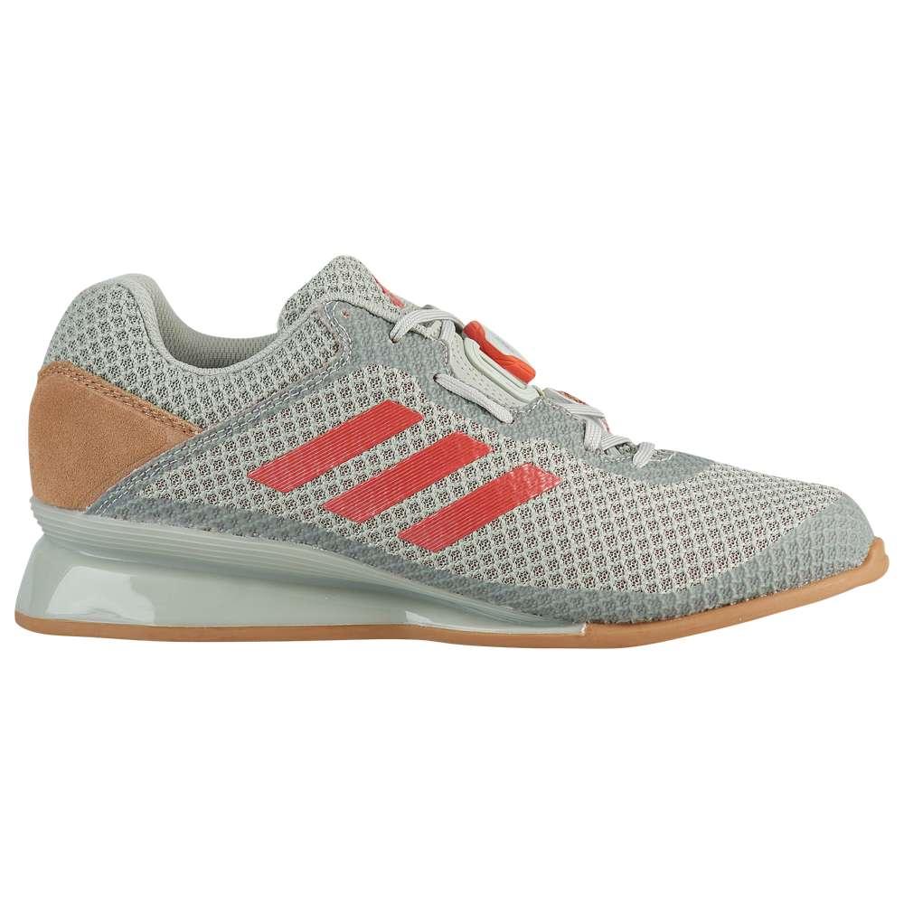 アディダス adidas メンズ フィットネス・トレーニング シューズ・靴【Leistung 16 II】Ash Silver/Raw Amber/Trace Cargo