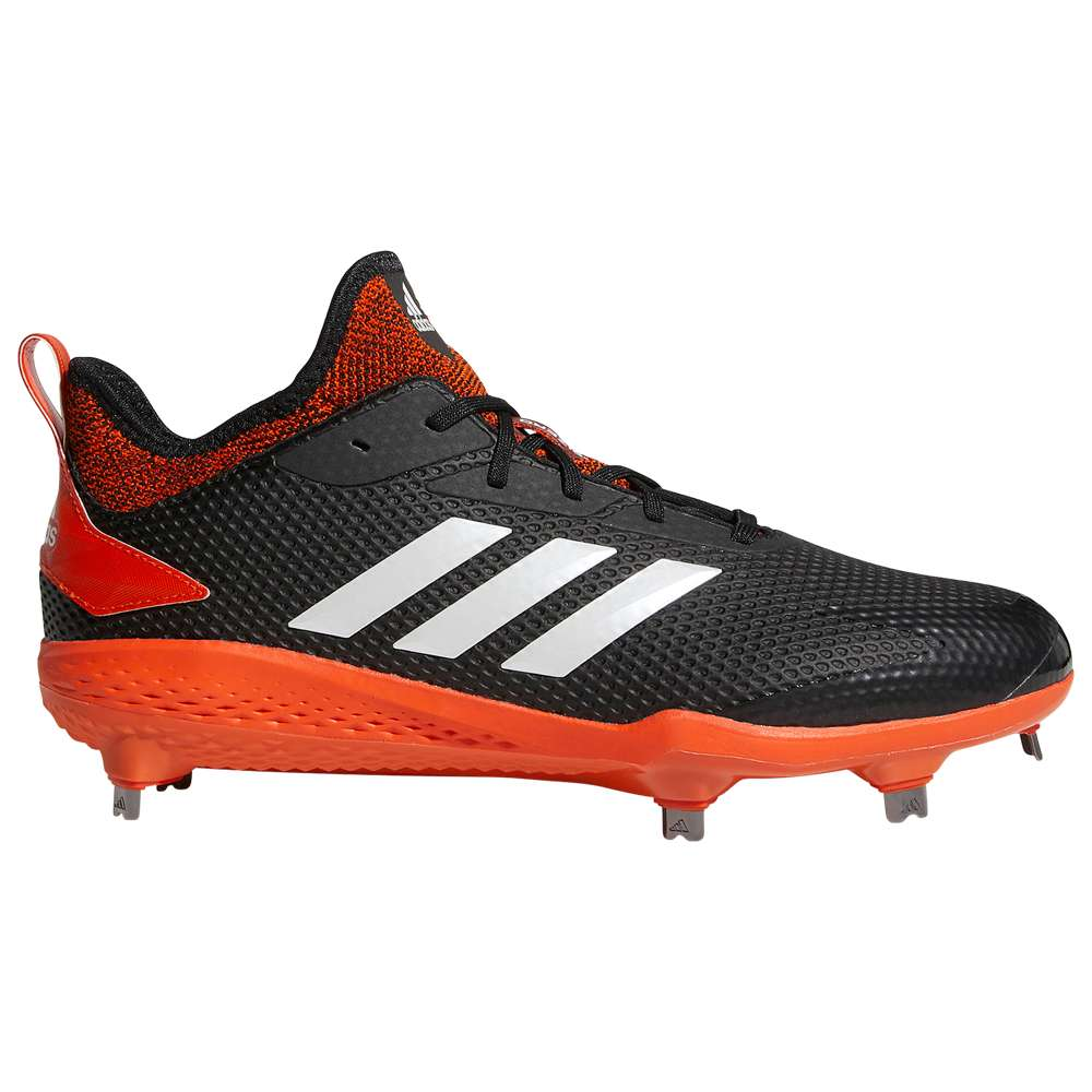アディダス adidas メンズ 野球 シューズ・靴【adiZERO Afterburner V】Black/Orange