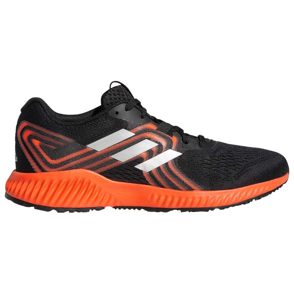 アディダス adidas メンズ ランニング・ウォーキング シューズ・靴【Aerobounce 2】Solar Red/Silver Metallic/Scarlet