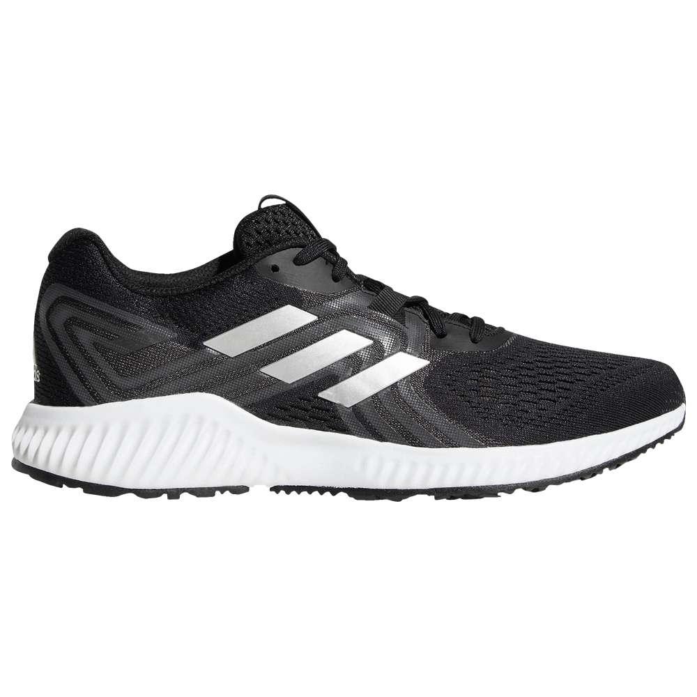 アディダス adidas メンズ ランニング・ウォーキング シューズ・靴【Aerobounce 2】Core Black/Silver Metallic/Hi-Res Aqua