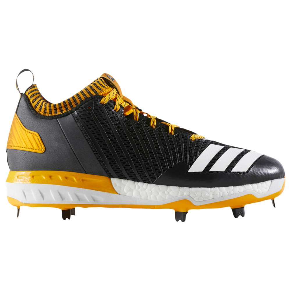 最高品質の アディダス adidas Icon メンズ アディダス 野球 メンズ シューズ・靴【Boost Icon 3】Black/Gold, 京彩屋:001aea4d --- supercanaltv.zonalivresh.dominiotemporario.com