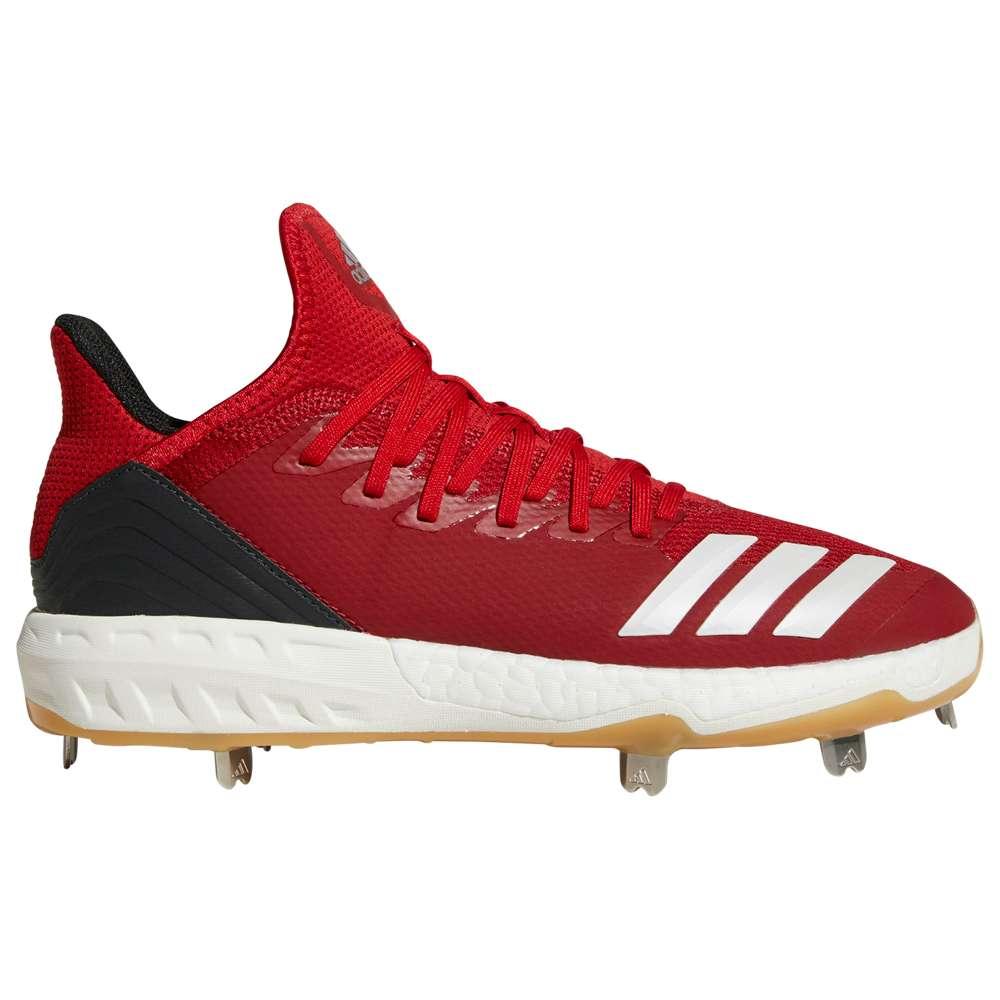 アディダス adidas メンズ 野球 シューズ・靴【Boost Icon 4 Gum】Red/White/Gum