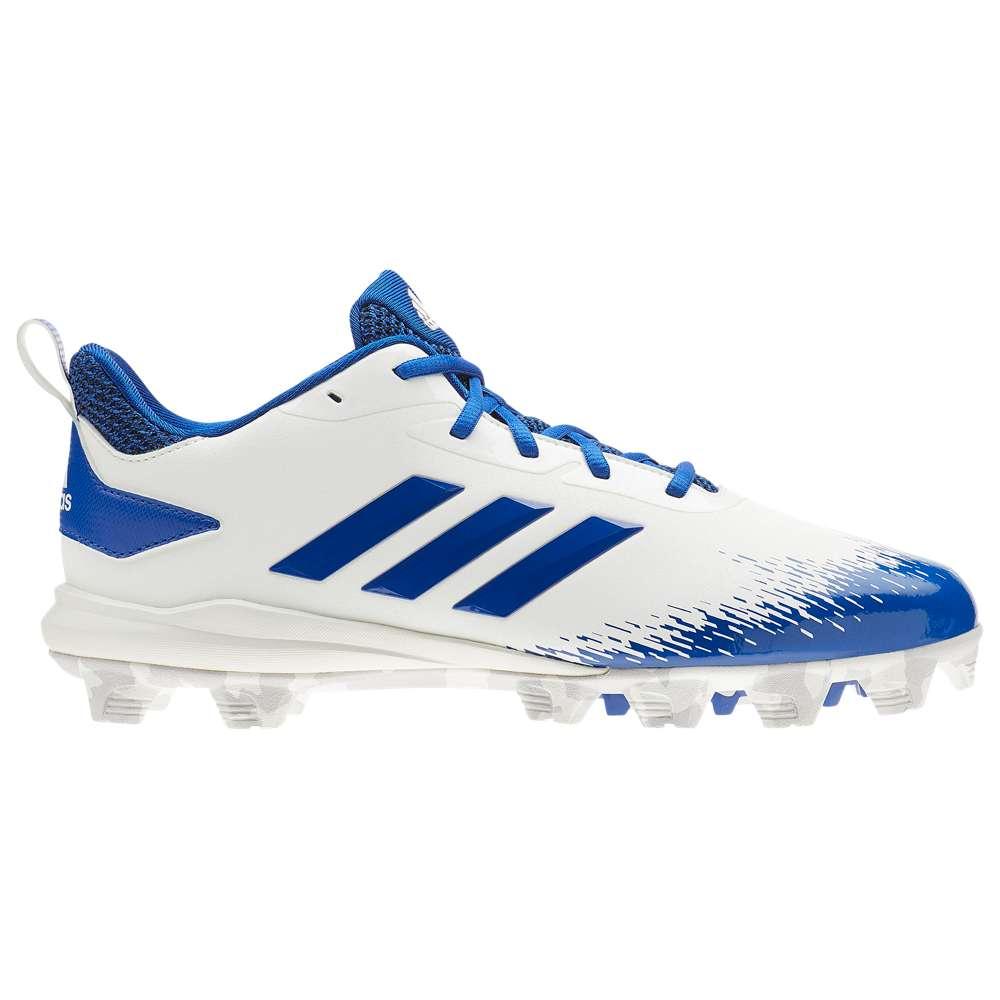 アディダス adidas メンズ 野球 シューズ・靴【Afterburner V MD】White/Royal