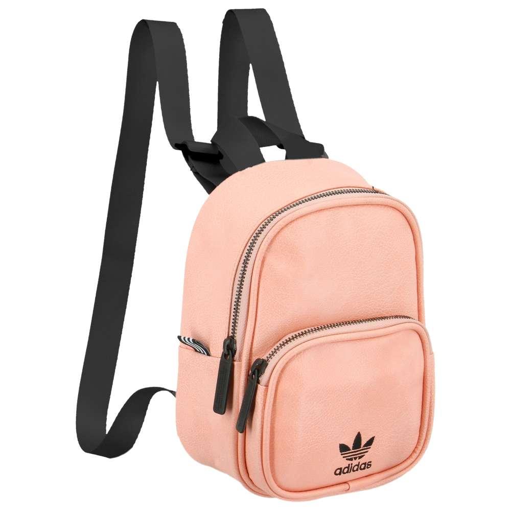 アディダス adidas Originals ユニセックス バッグ バックパック・リュック【Mini PU Leather Backpack】Dust Pink