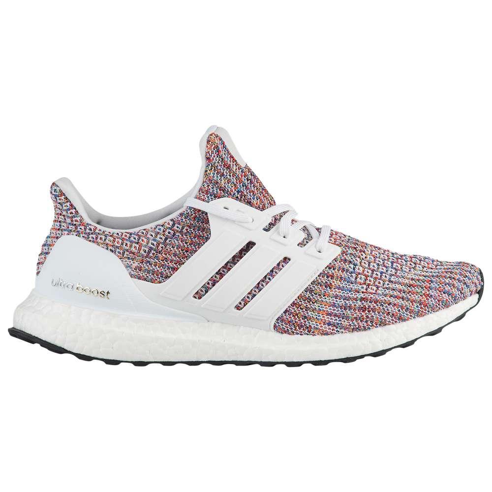 アディダス adidas メンズ ランニング・ウォーキング シューズ・靴【Ultra Boost】Footwear White/Footwear White/Collegiate Navy