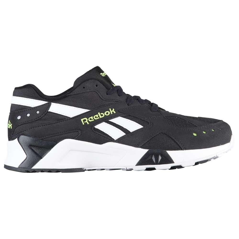 リーボック Reebok メンズ ランニング・ウォーキング シューズ・靴【Aztrek】Black/White/Solar Yellow