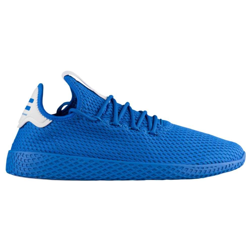 アディダス adidas Originals メンズ テニス シューズ・靴【PW Tennis HU】Blue/Blue/White