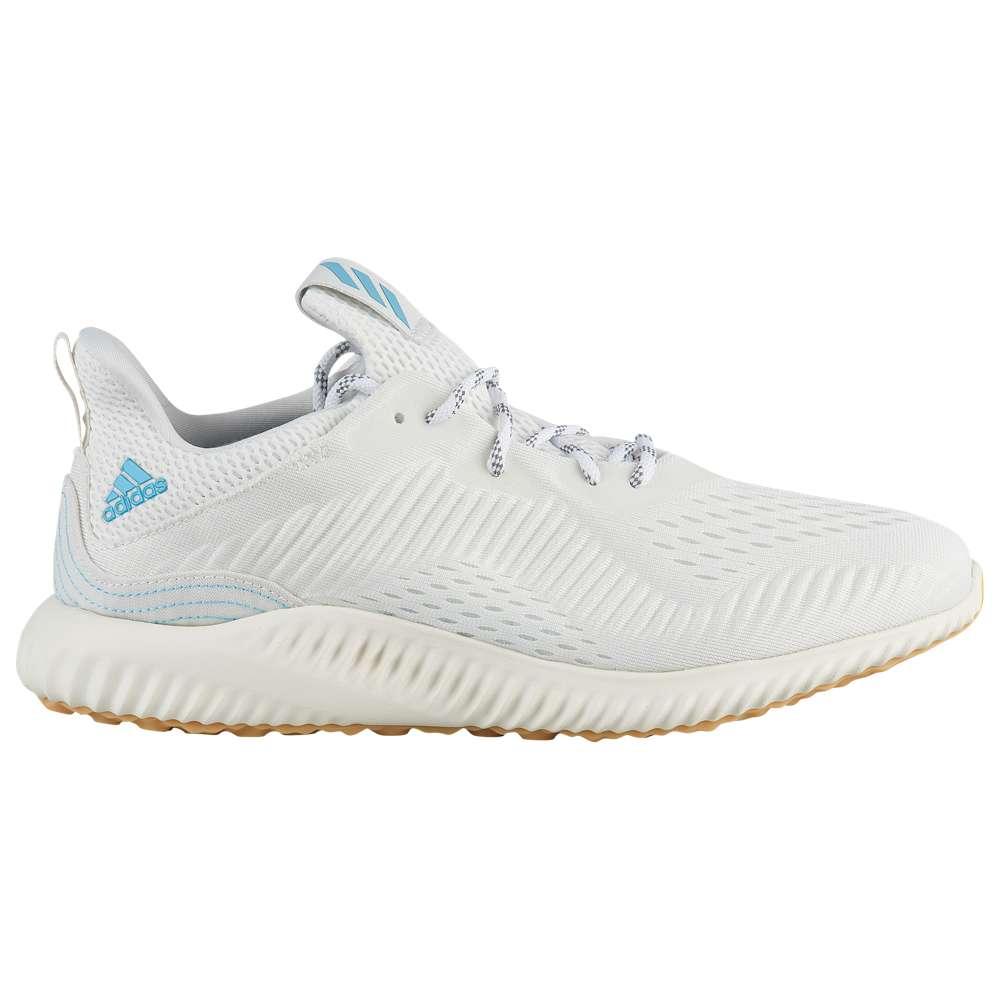 アディダス adidas メンズ ランニング・ウォーキング シューズ・靴【Alphabounce Parley】Non-Dyed/Vapour Blue