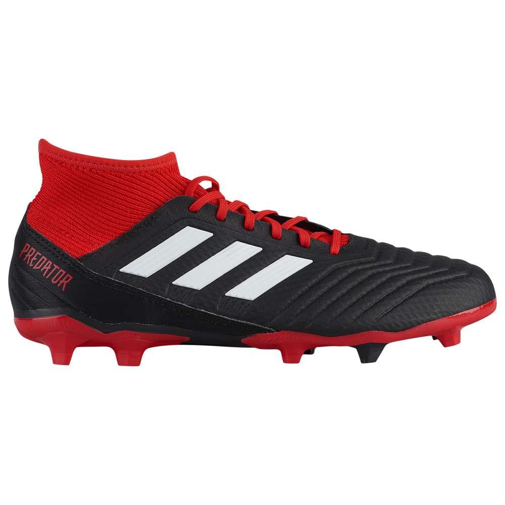 アディダス adidas メンズ サッカー シューズ・靴【Predator 18.3 FG】Core Black/Footwear White/Red