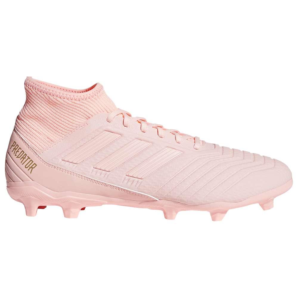 アディダス adidas メンズ サッカー シューズ・靴【Predator 18.3 FG】Clear Orange/Trace Pink