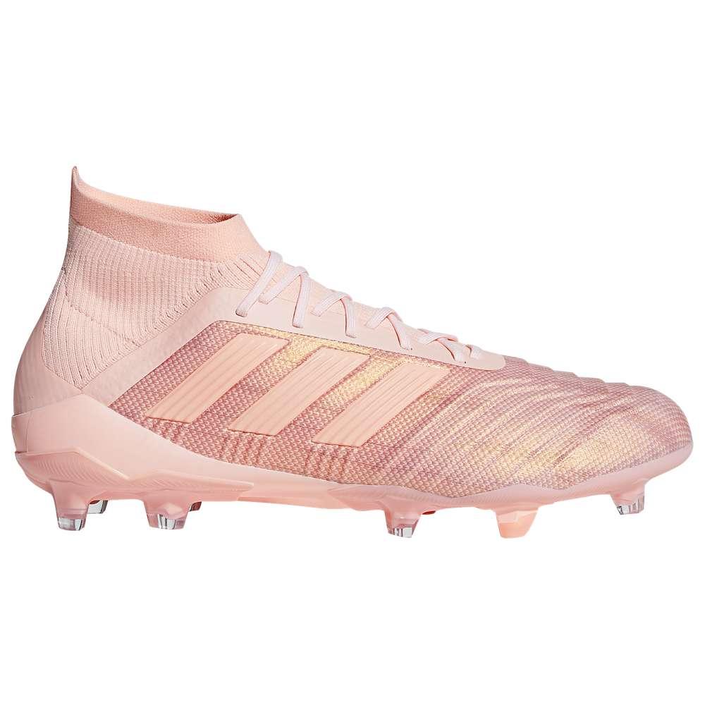 アディダス adidas メンズ サッカー シューズ・靴【Predator 18.1 FG】Clear Orange/Trace Pink