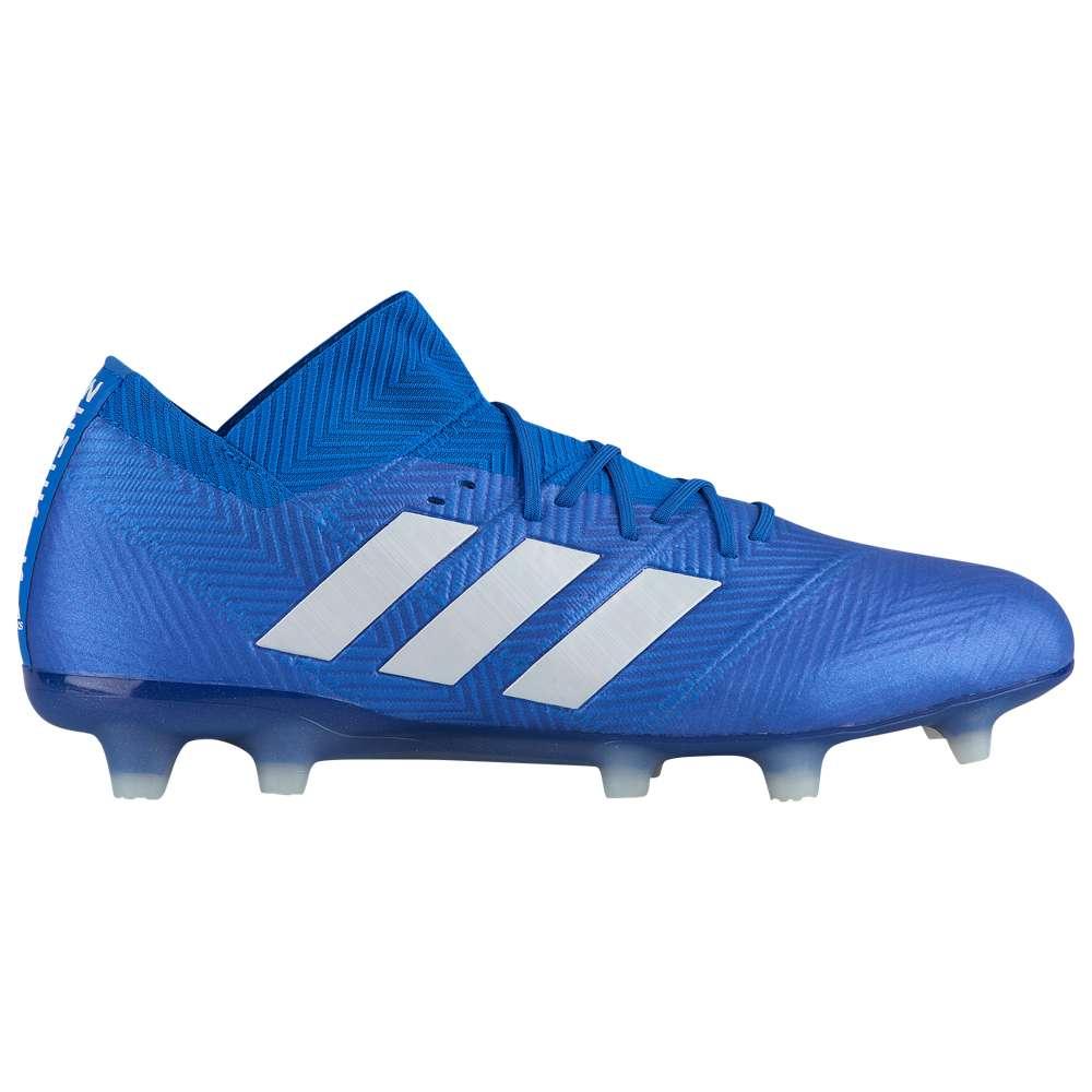 アディダス adidas メンズ サッカー シューズ・靴【Nemeziz 18.1 FG】Football Blue/Footwear White