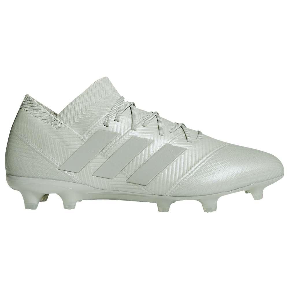 アディダス adidas メンズ サッカー シューズ・靴【Nemeziz 18.1 FG】Ash Silver/White/Tint
